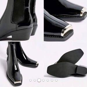 NEW Jeffery Campbell-Brisbane Chelksea Boot Size 7